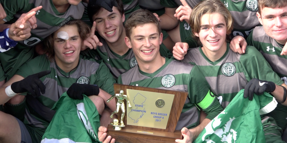 McSorley Brothers' Hat Trick Leads Delbarton to State Title! – Watch Highlights