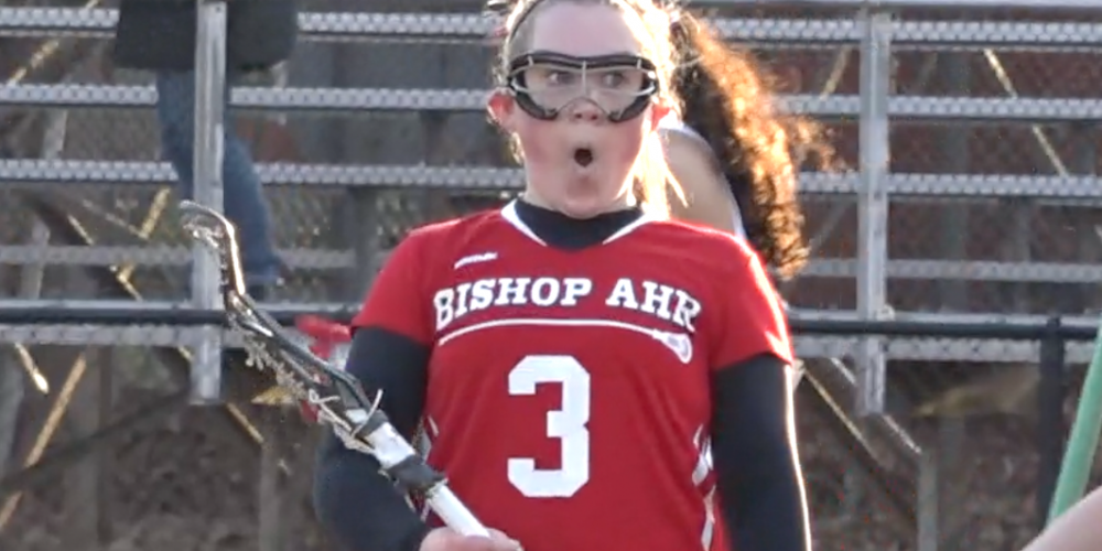 Cassidy Veltre Leads The Bishop Ahr Trojans to Road Win over Edison