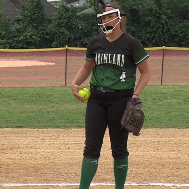 Softball: Ingram Leads Mainland Past Previously Unbeaten St. Joseph