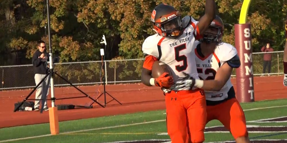 Stiff arms and big returns highlight Week 9 Top Play nominees