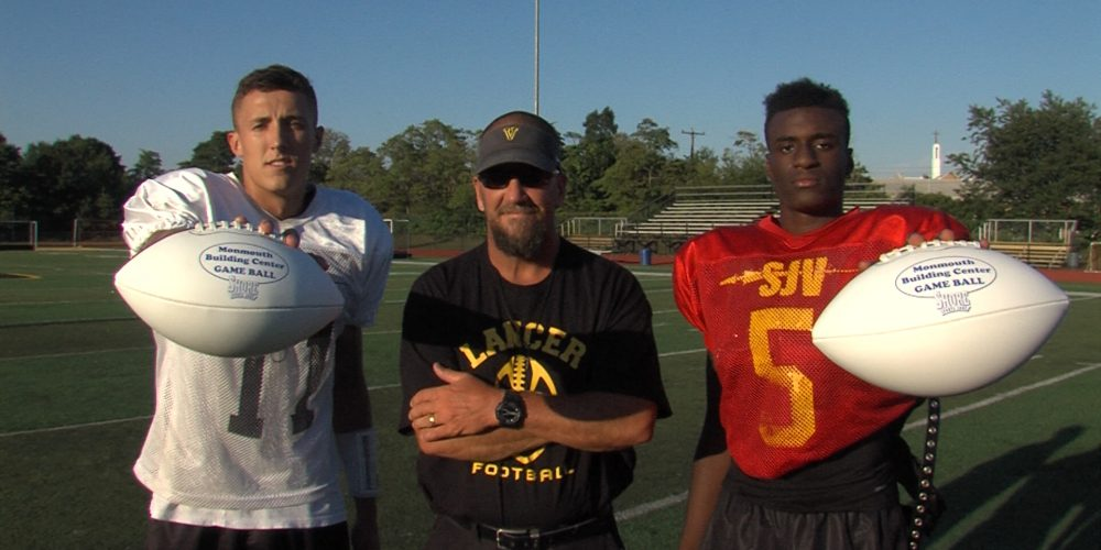 SJV duo earns first Game Ball