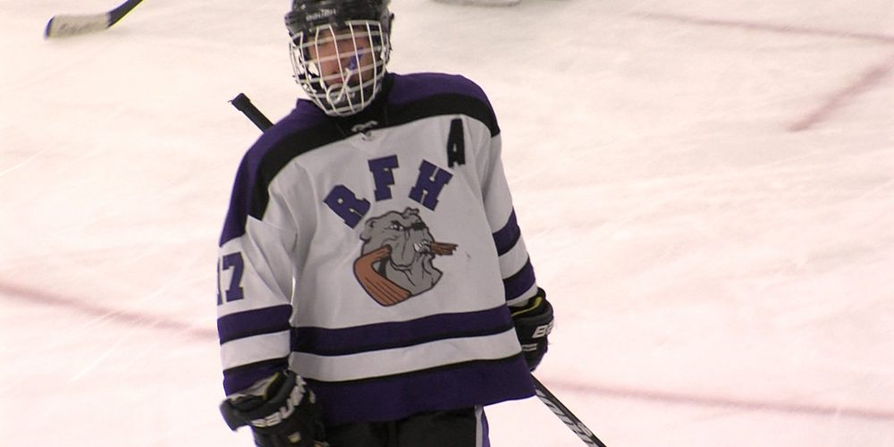 RBC gets top seed in hockey SCT, will face RFH