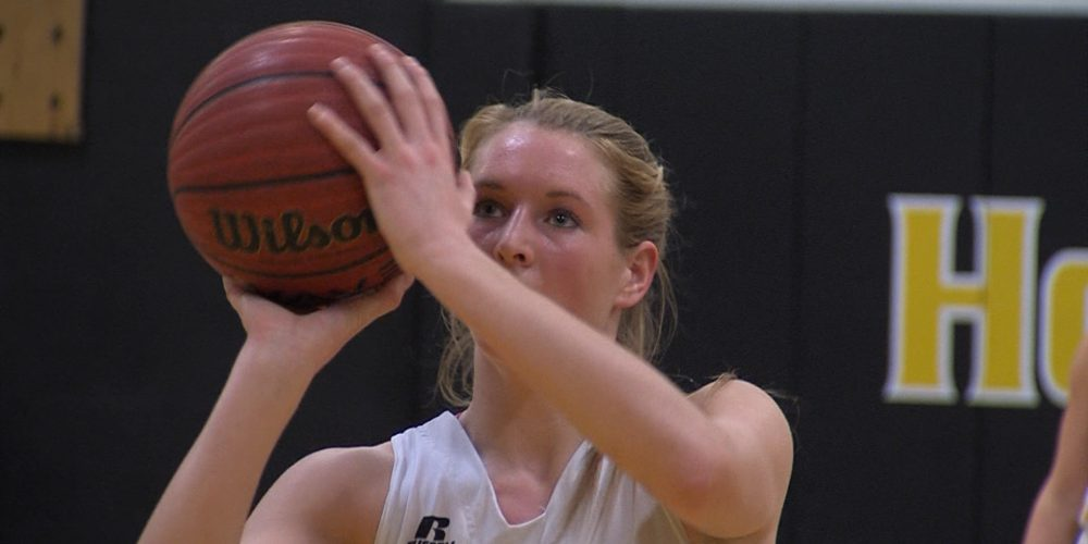 Campbell puts on free throw clinic in SJV win