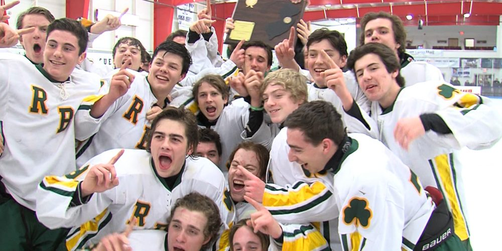 RBC repeats as Shore champs on the ice