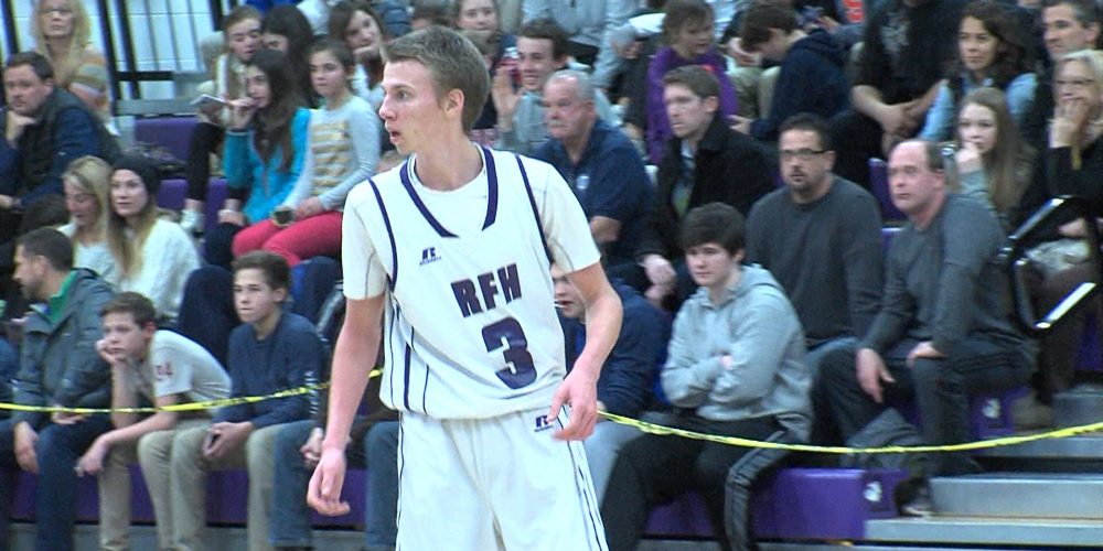 RFH opens state playoffs with convincing win