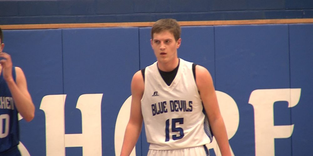 Largey pours in 34 in Shore playoff opener