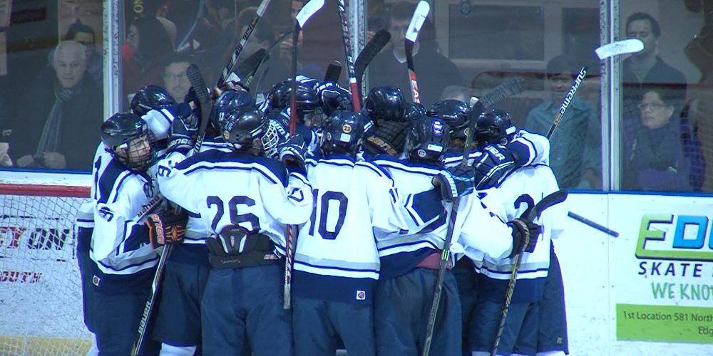 Rebel Yell!  Howell reaches first hockey final