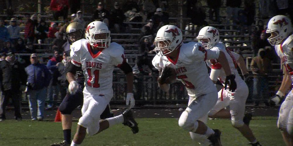 Debner wins SSZ Game Ball for Top Play of Week 8