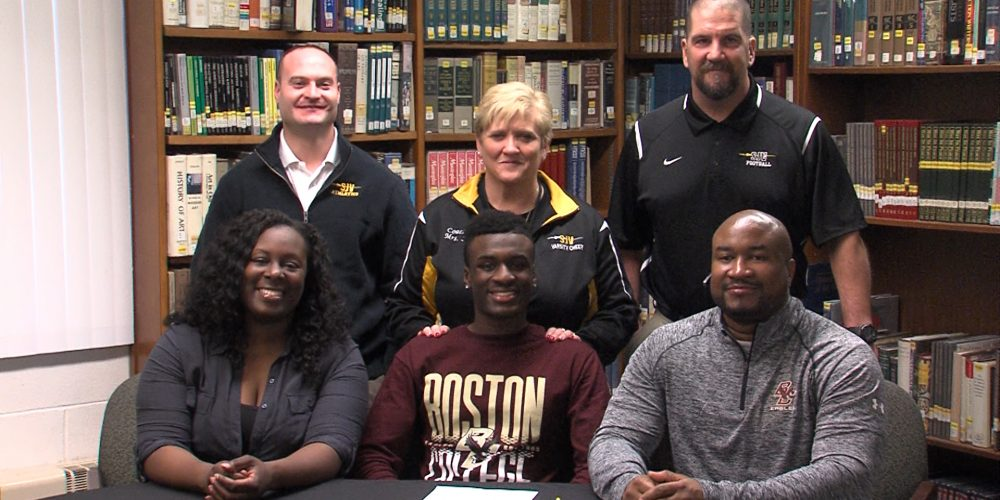 SJV's Brown makes it official