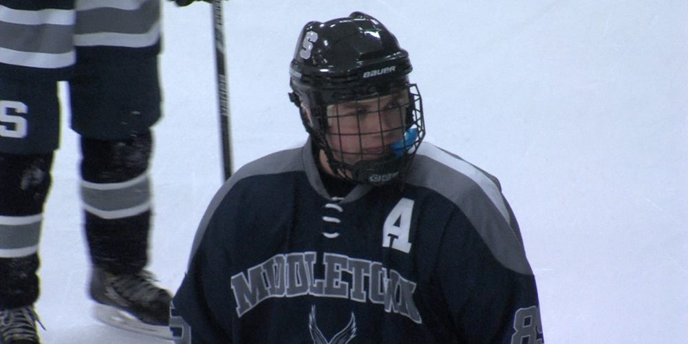 Eagles blank Bucs on the ice