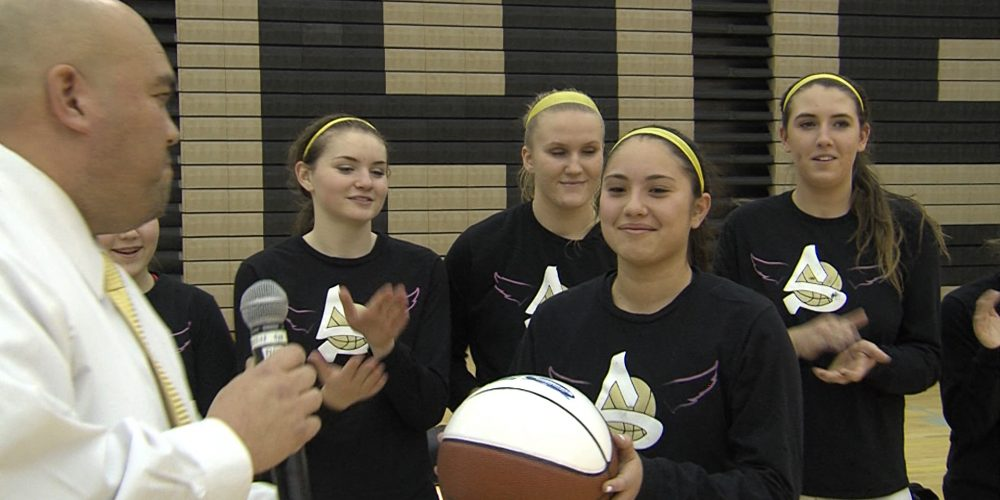 Southern's Nicolini presented SSZ Game Ball