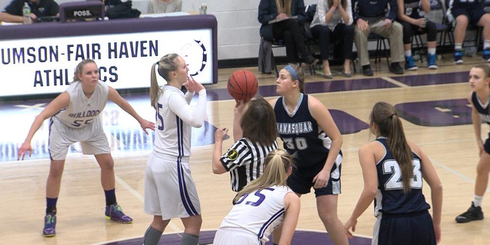 Girls state basketball brackets revealed