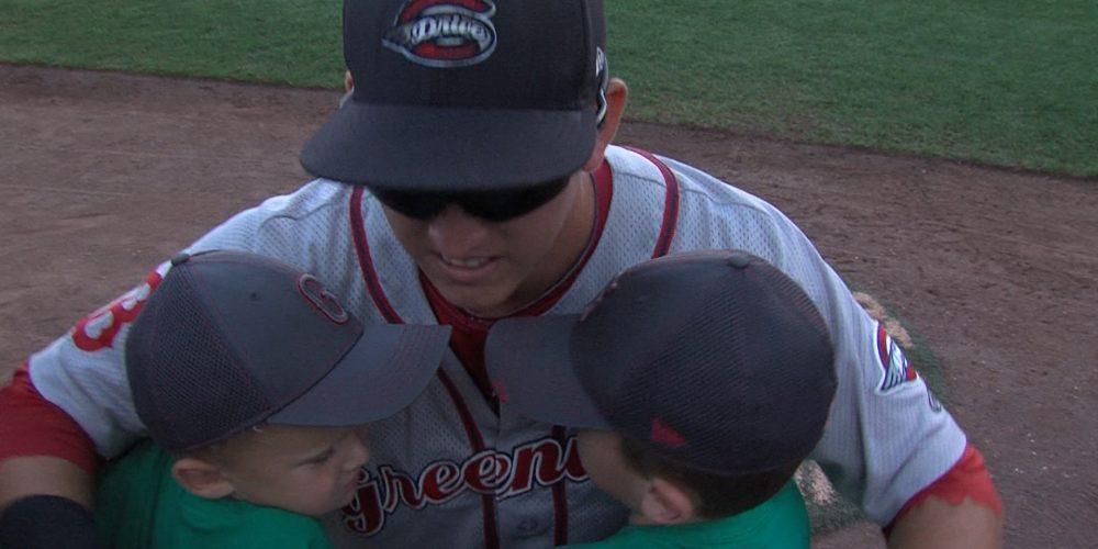 Middletown baseball duo returns