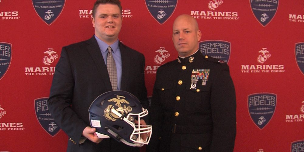 RBC's Smith to play in Semper Fidelis All-American Bowl