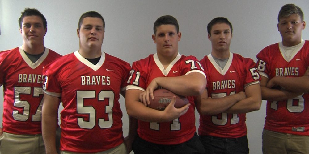 Manalapan Braves 2015 Football Preview