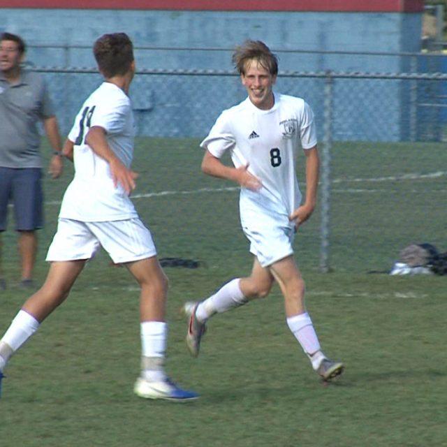 Watch Tuesday 9.10 JSZ Boys Soccer Highlights