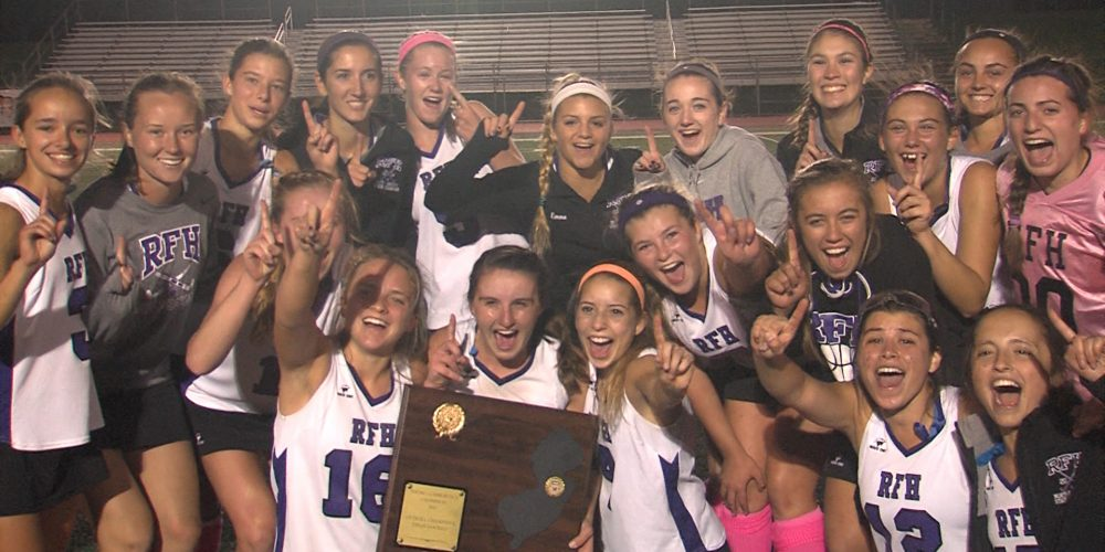 RFH repeats as SCT field hockey champs