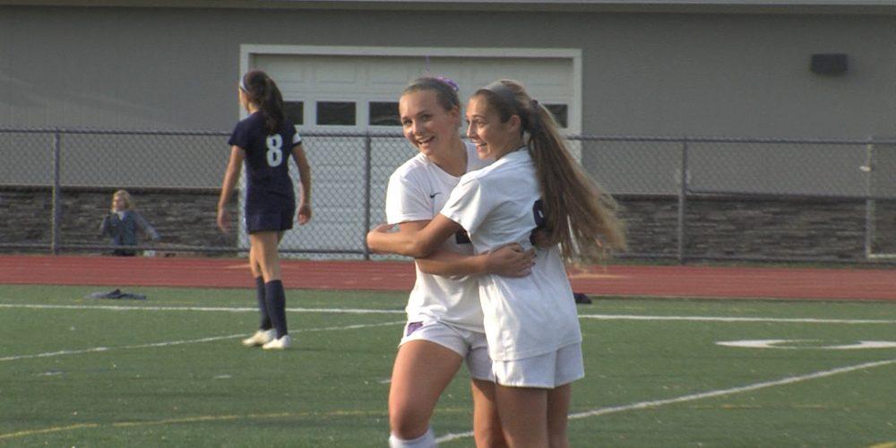 Eight girls soccer teams reach sectional finals