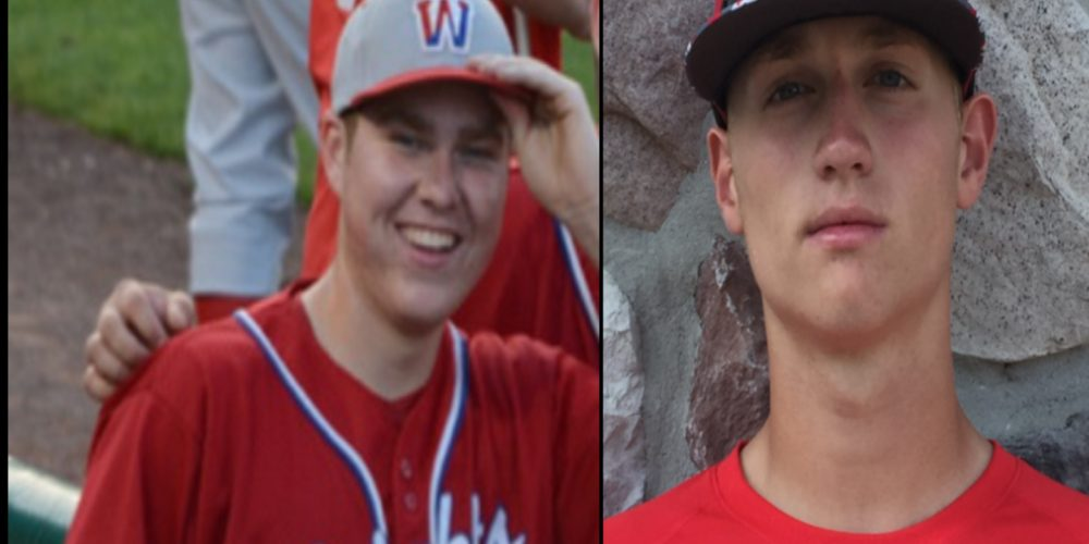 Wall baseball pair are D1 bound