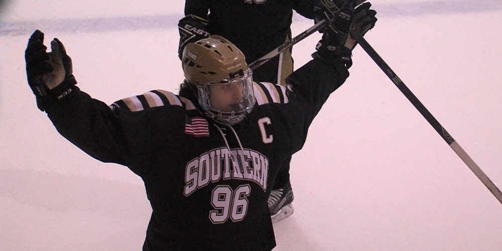 Scalvino lights lamp 5 times in Southern ice win