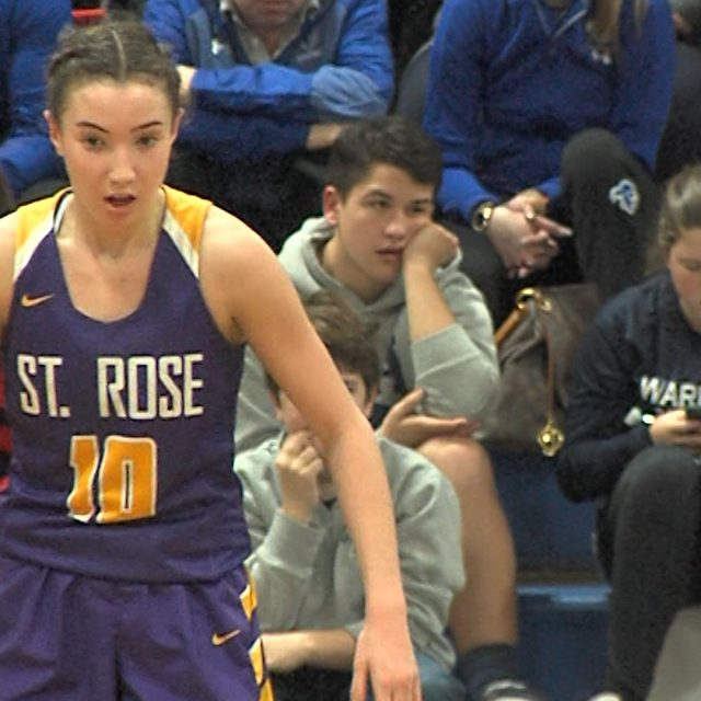 Saint Rose guard commits to Lafayette