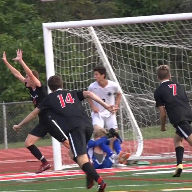 Watch JSZ Soccer Highlights from 9.26