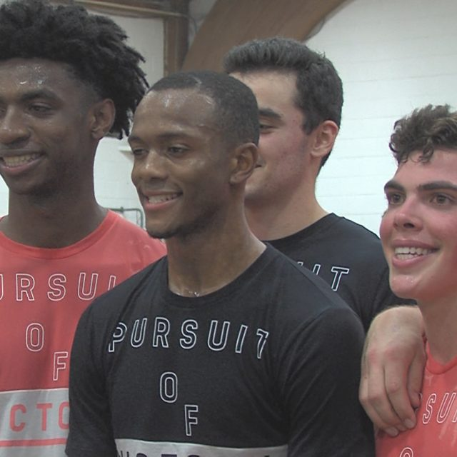 Scottie Gives Back: Lewis Hosts Hoops for Homeless
