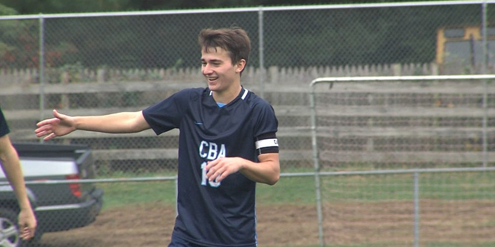 Seig scores pair, CBA gets 5th straight win on the pitch