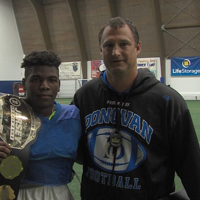 JSZ Top Play Belt comes to Donovan Catholic
