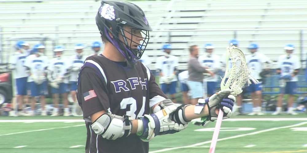 Jamin Does it All for RFH Lacrosse