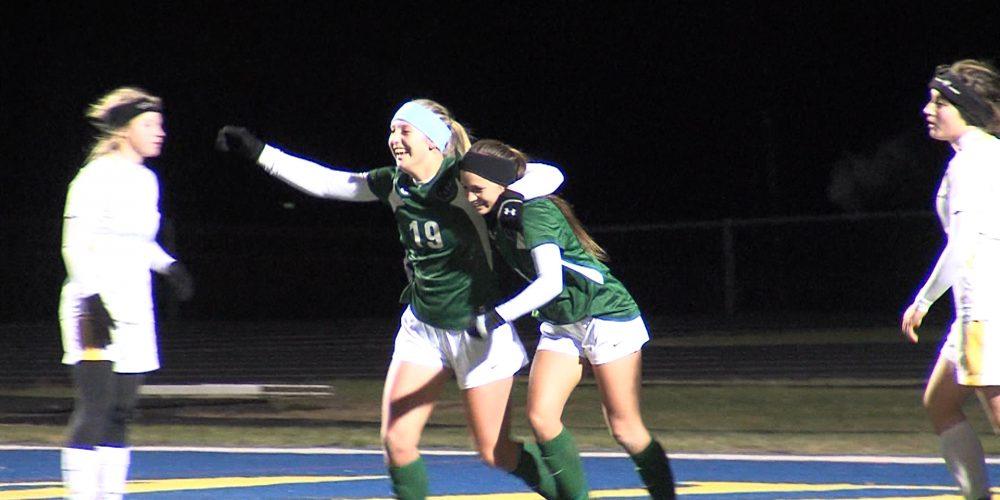 Three Shore teams reach girls soccer state finals