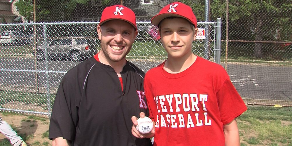SSZ makes Game Ball stops in Keyport, Freehold