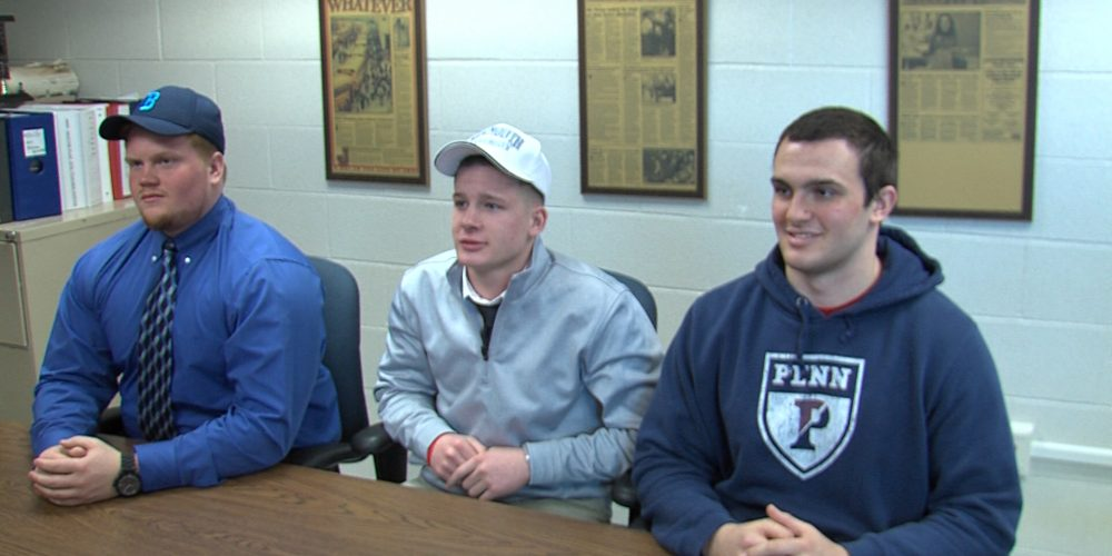 Jaguars produce three college football players