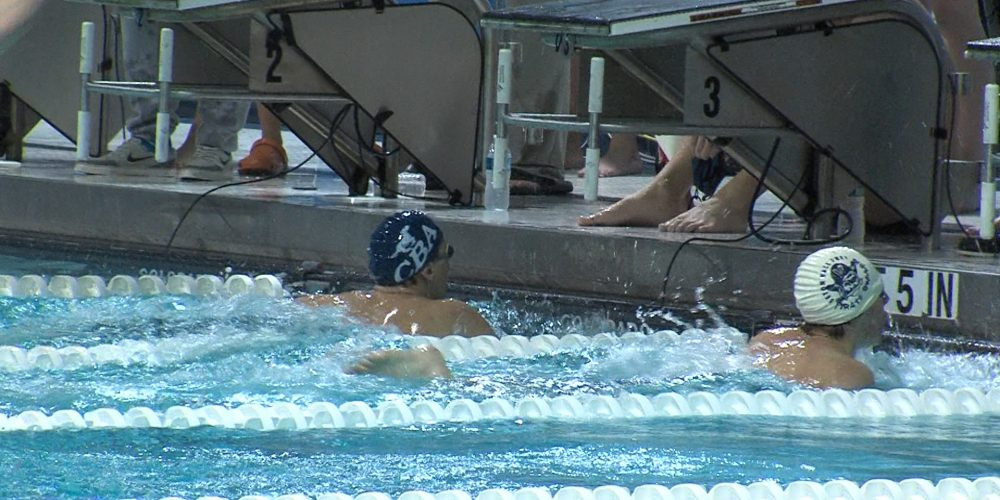 CBA swimming one step away from six in a row