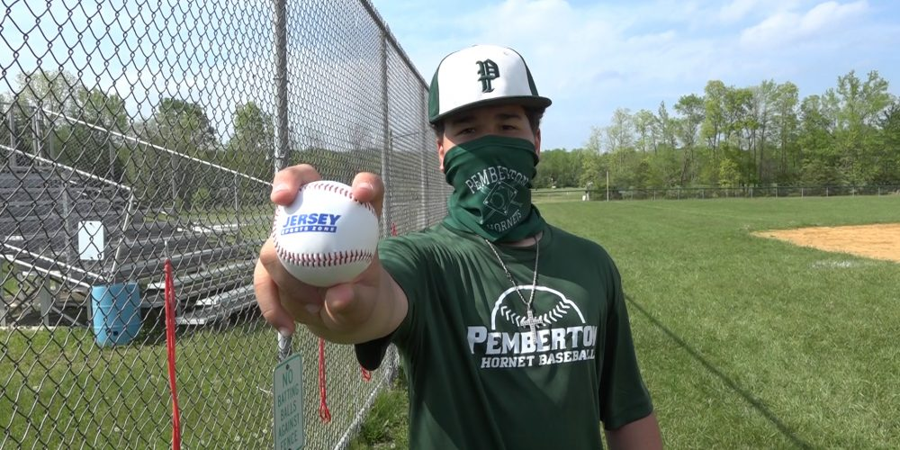Pemberton's Antonio Bruno Wins First Central Game Ball of the Year!