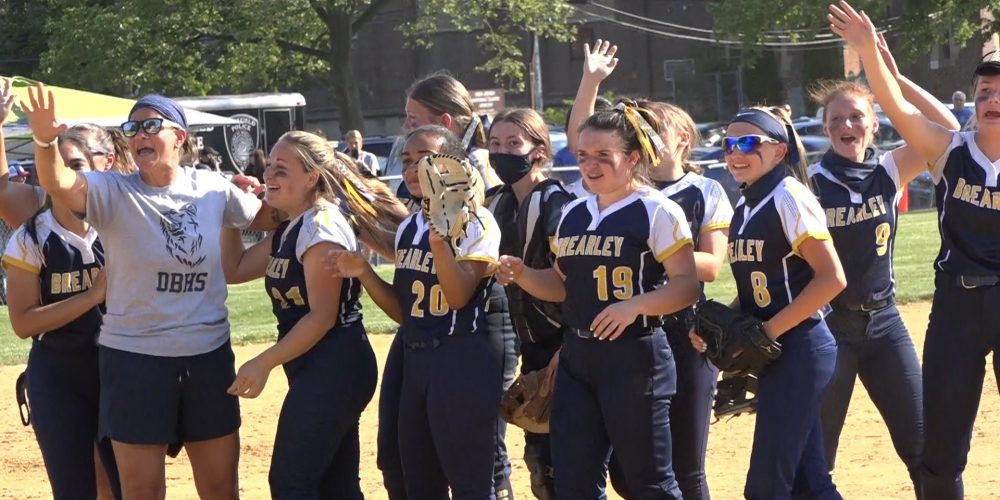 Brearley softball stuns top seed Westfield in Union County Tournament