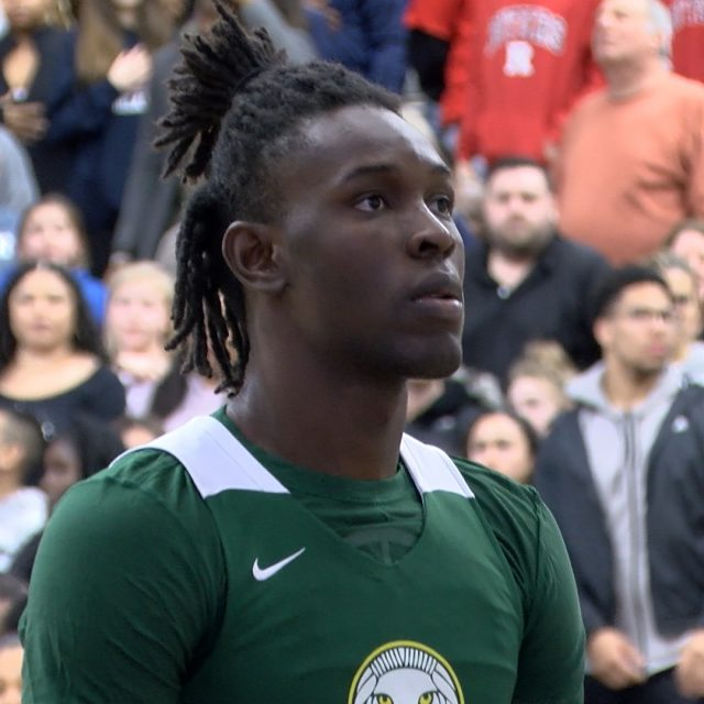 RC's Cliff Omoruyi Staying Home, Commits to Rutgers