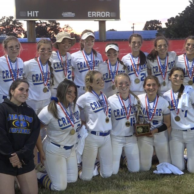 Gardiner's Pitching Leads Cranford Softball to UCT Title
