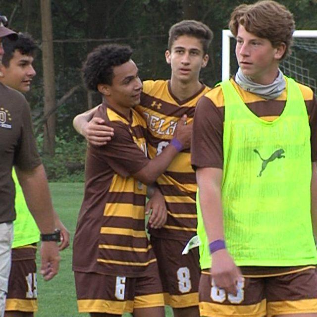Watch Monday 10.5 JSZ Soccer Highlights