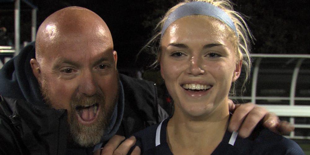Watch Monday 11.4 JSZ Girls Playoff Soccer Highlights