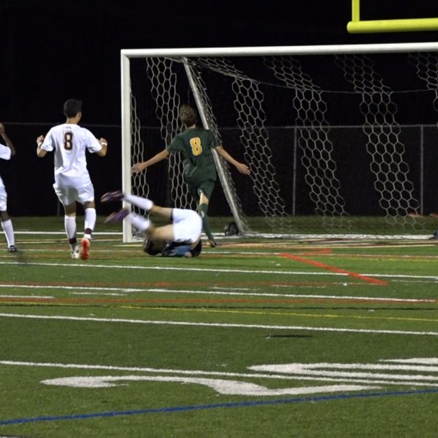 Montgomery Clinches States With 3-1 Victory Over Hillsborough