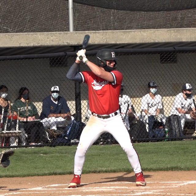 Back To Back Wins For Hun Baseball To Open Season