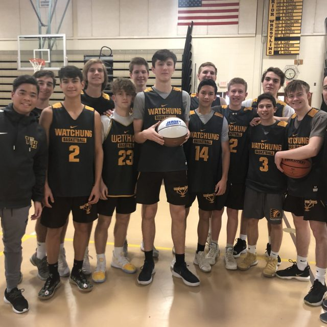 Chad Martini Wins Week 3 Game Ball For Watchung Hills