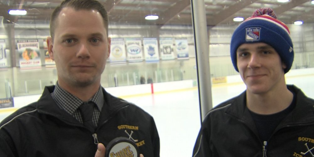Southern's Rowland gets SSZ Game Puck