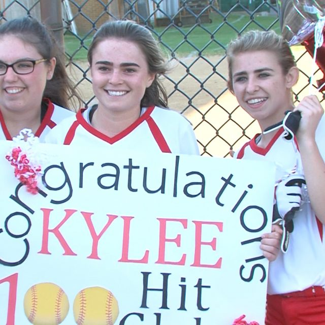 Point Beach's Kells gets 100th career hit, throws 2-hitter at Mater Dei