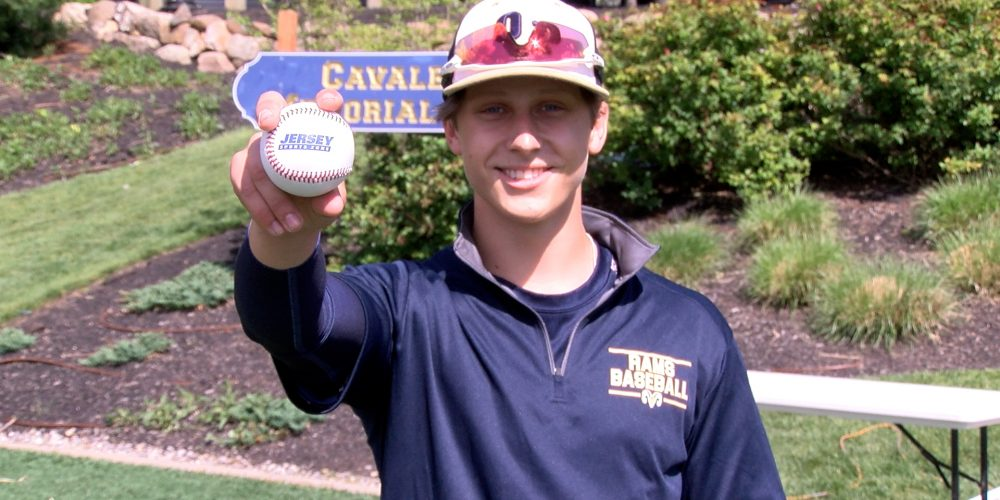 Logan Drone Sends Two into Orbit, Wins North Jersey Game Ball