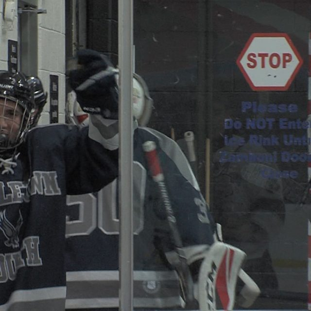 Midd South Hockey Goes Off Against Colonia