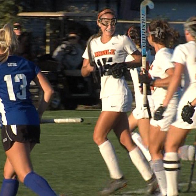Middle Township Gets Past Gateway to Open State Field Hockey Playoffs