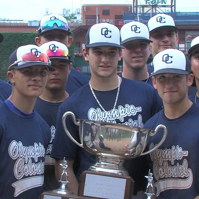 Olympic-Colonial wins 6th Carpenter Cup Championship