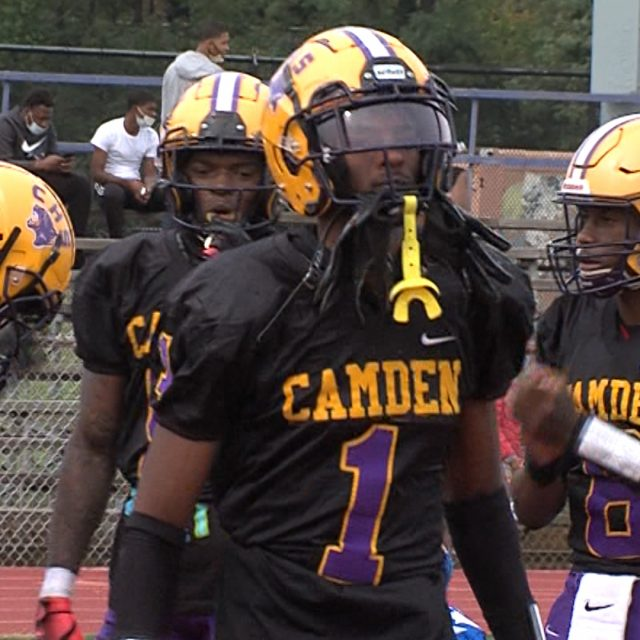 Camden's Palmer Commits to Temple
